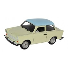 Welly - Trabant 601 model 1:24 béžový
