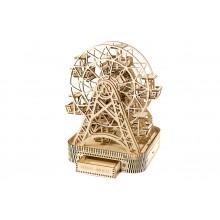 Wooden City 3D mechanické puzzle - Ruské kolo
