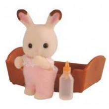 "Baby ""chocolate"" králík"