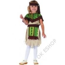 Kostým indiánka 92 -104 cm 3 - 4 roky