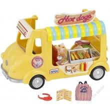 Pojízdný obchod s Hot dogy Sylvanian Families