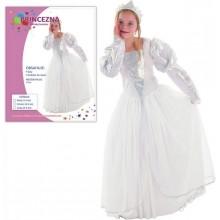 Šaty na karneval Princezna 120-130cm