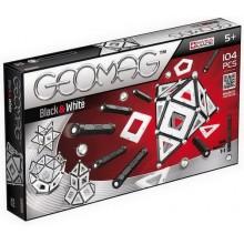 GEOMAG Black&White - 104pcs