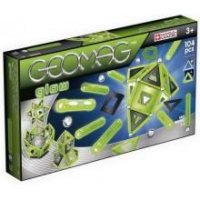 GEOMAG Glow 104pcs