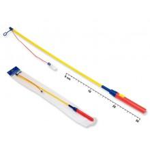 Hůlka s elektrickou svíčkou 65cm