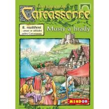 Carcassonne 8.rozšíření