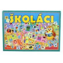 DENNY Hra Školáci