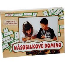 Hra Domino násobilkové