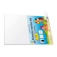 Kreslící karton MFP A4 20 listů 250g