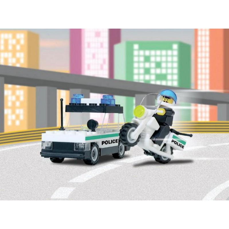 Cheva 17 Policie