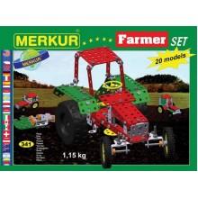 MERKUR TOYS Merkur FARMER set