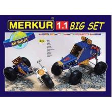 MERKUR TOYS Merkur M1.1 Stavebnice vozidel