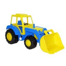 POLESIE Traktor Altaj s lopatou