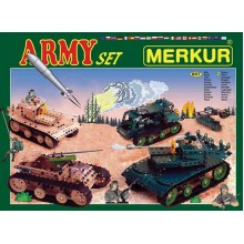 Merkur Army set