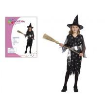 MADE Šaty na karneval Čarodějka S