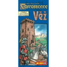 MINDOK Hra Carcassonne Věž