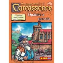 MINDOK Hra Carcassonne 5.rozšíření