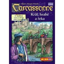 MINDOK Hra Carcassonne Král.hrabě a řeka