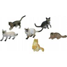 Kočky v sáčku 6 ks