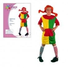 Šaty na karneval ULIČNICE 120-130cm