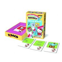 DIDACO Rozdíly-Hello Kitty