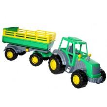 Polesie Traktor Mistr - s přívěsem II