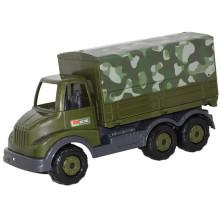Polesie Vojenské auto MultiTruck plachta