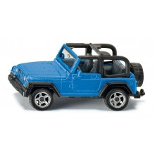 SIKU Blister - Jeep Wrangler