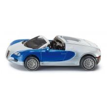 SIKU Blister Bugatti Veyron Grand Sport