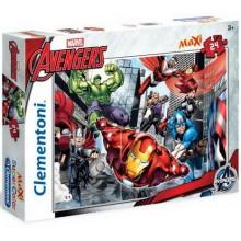 Puzzle Avengers: Zachránci MAXI 24 dílků