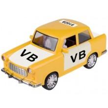 Auto VB na setrvačník