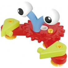 OLYMPTOY Stavebnice Junior Engineer Crazy Monster