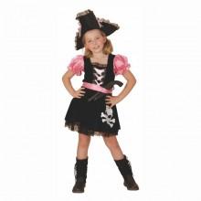 Šaty na karneval - Pirátka 110 - 120 cm