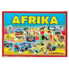 DENNY Hra Afrika