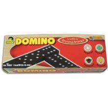 MADE Dřevěné domino 28ks