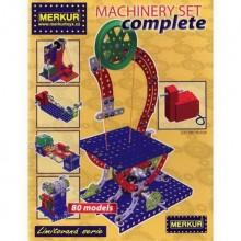 MERKUR TOYS Merkur Machinery set Complete