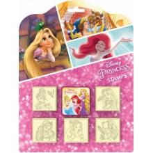 Razítka 5+1 - Disney Princezny