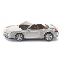 SIKU Blister - Kabrio Porsche 911 Turbo