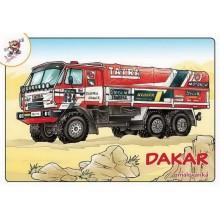 Omalovánky Dakar