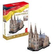 Puzzle 3D Katedrála Kolín nad Rýnem 171d