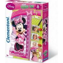 Clementoni Puzzle dětský metr Minnie