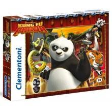 CLEMENTONI Puzzle Kung fu panda 3 60d