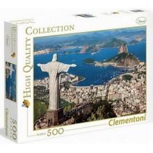 Clementoni Rio de Janeiro 500 dílků