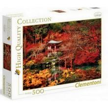 CLEMENTONI puzzle 500 dílů Sen o orientu