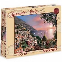 CLEMENTONI Puzzle Positano 1000 dílků
