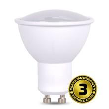 SOLIGT LED žárovka bodová 5W GU10 3000K 400lm