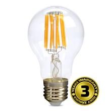 SOLIGT LED žárovka retro klasický tvar 8W E27