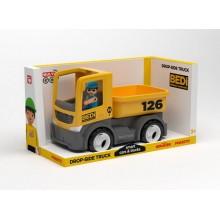 MULTIGO BUILD - valníček s řidičem