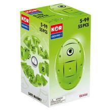 GEOMAG KOR Green 55 pcs