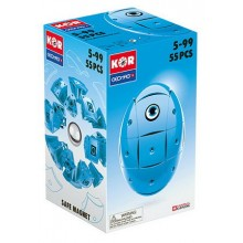 GEOMAG KOR Blue 55 pcs